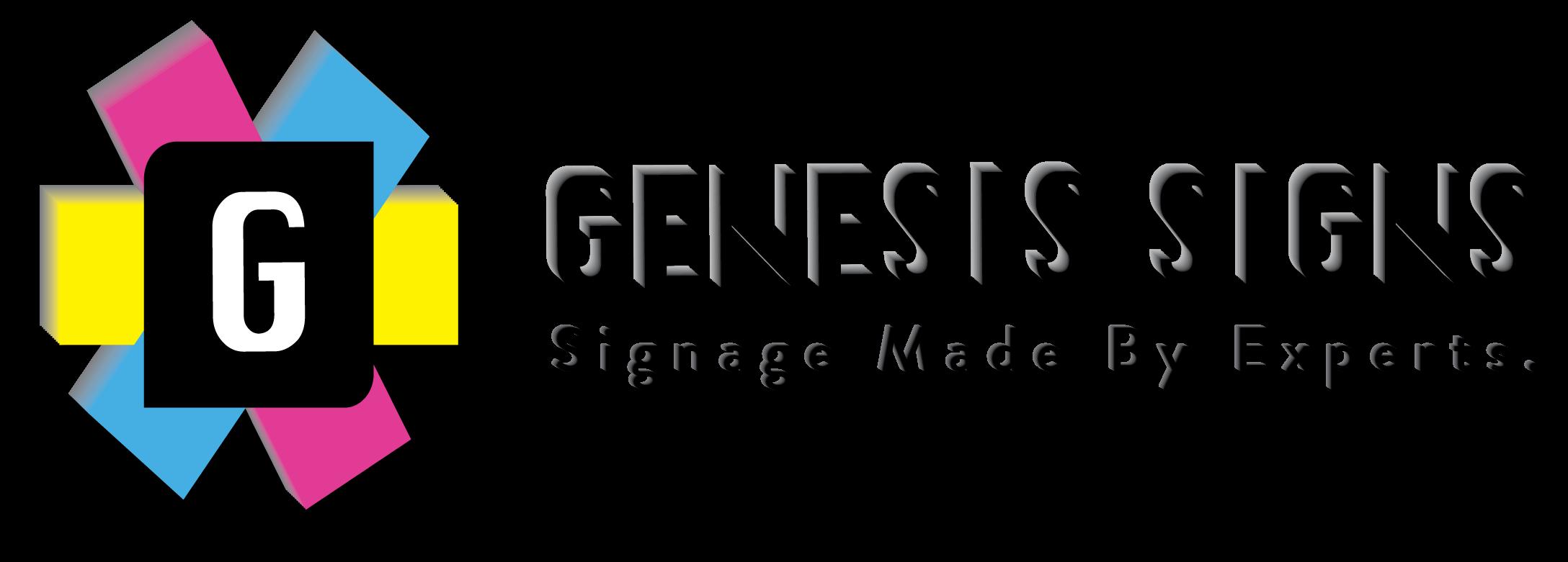 Genesis Signs & Print
